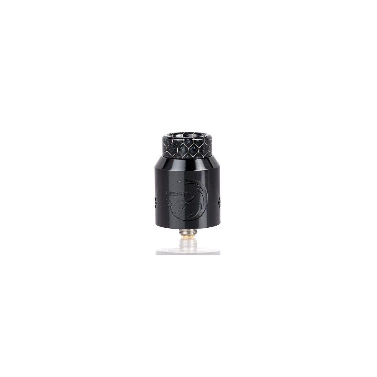 Atomizador Hellvape Rebirth RDA 24mm