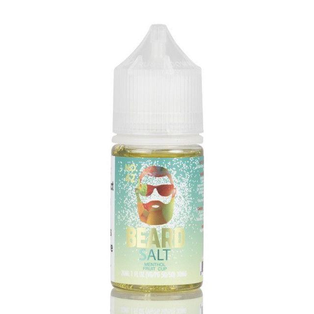 Líquido (Juice) - Nic Salt - Beard...