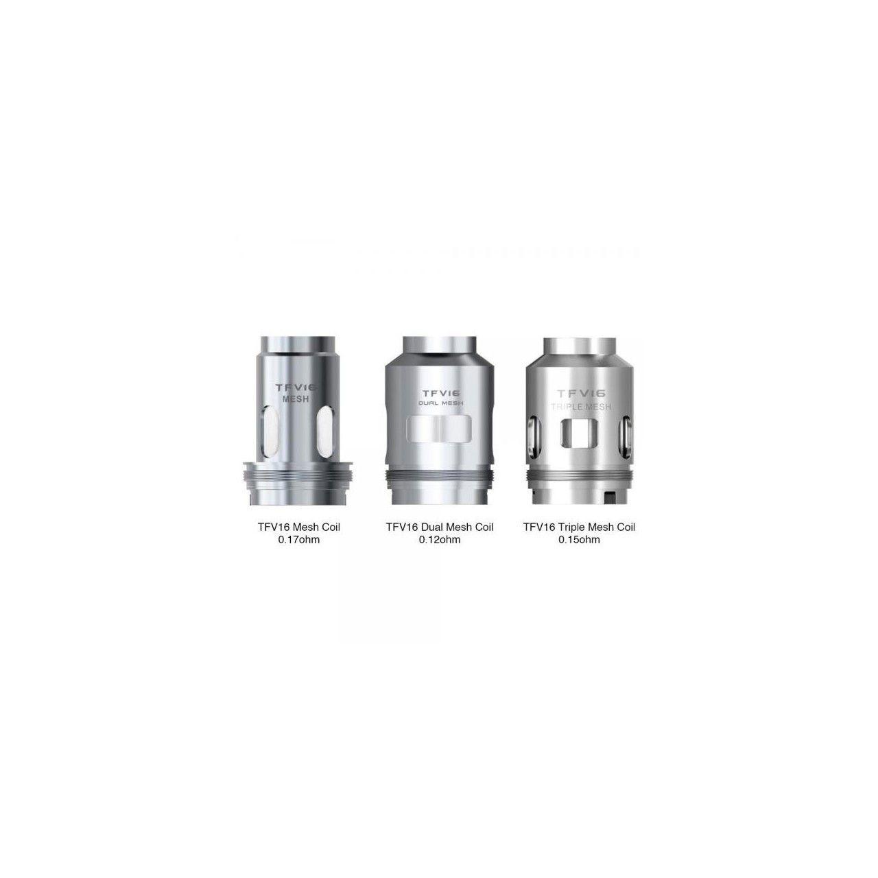 Smok TFV16 - Coil - Resistência Smok - 1