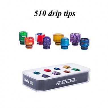 Drip Tip Aleader 510 (1Pç) Aleader - 22