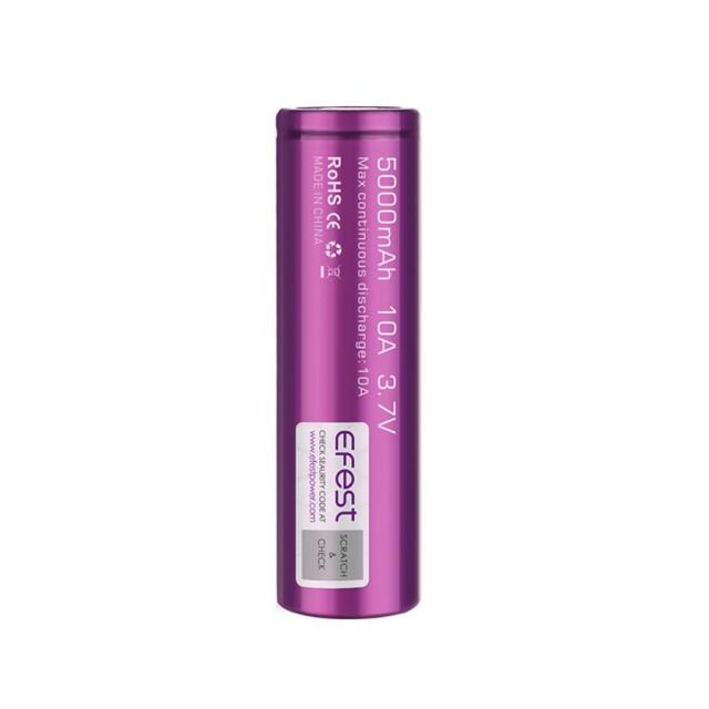 Bateria Efest 21700 5000mAh 3.7V High...