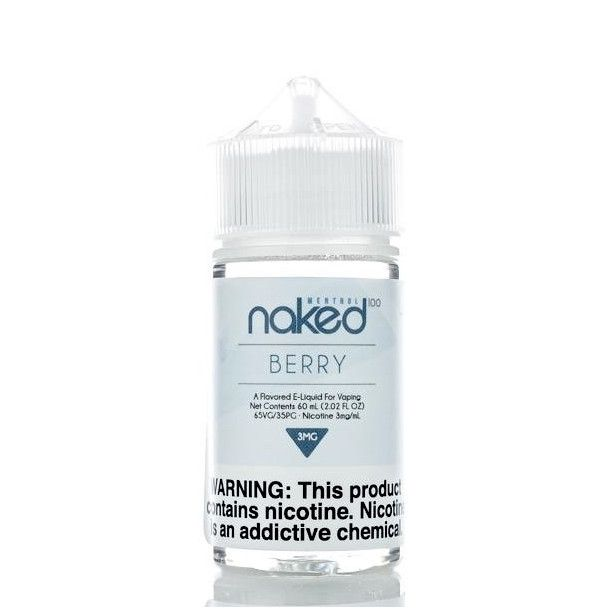 Líquido - Juice - Naked 100 - Very Cool - Berry Naked 100 - 1