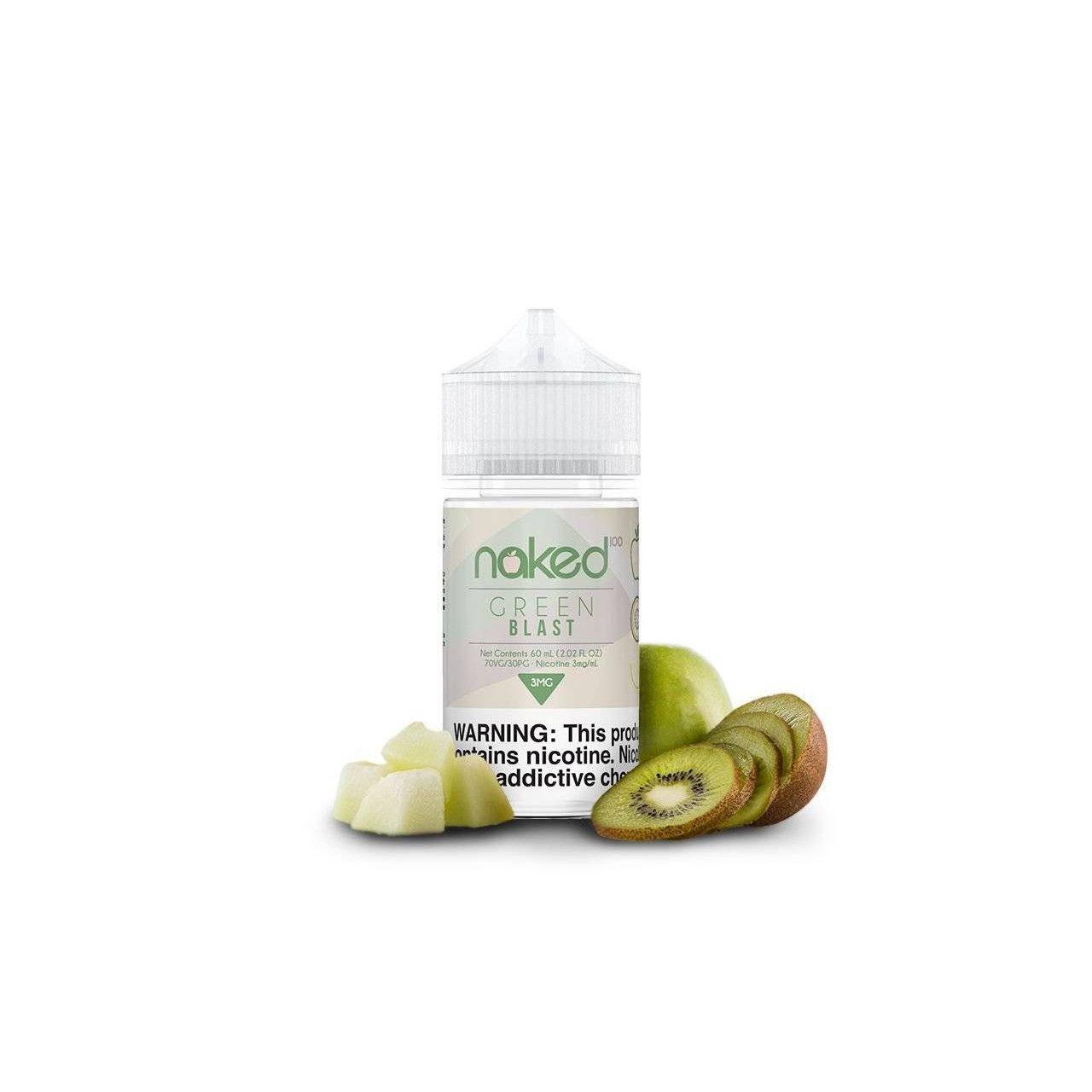 Líquido Juice - Naked 100 - Green Blast Naked 100 - 1