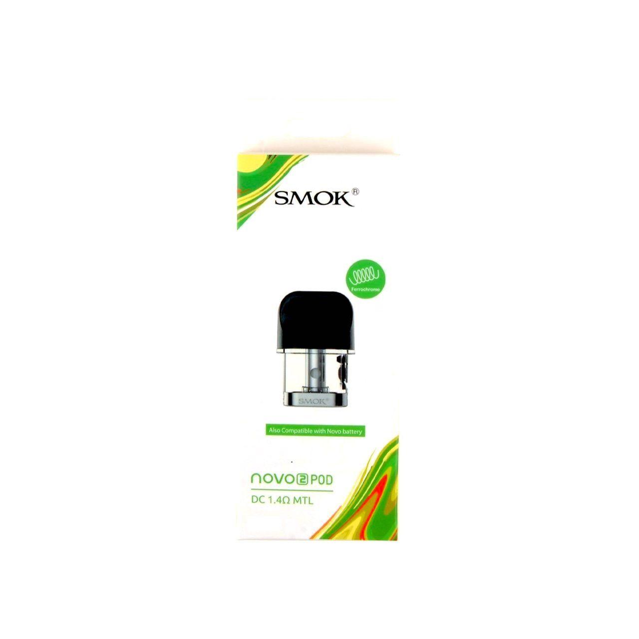 Coil - Cartucho - Smok - Novo 2 - Reposição Smok - 2