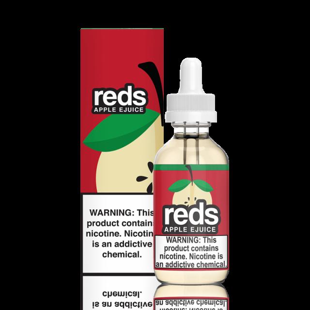 Juice 7 Daze - Reds Apple Original
