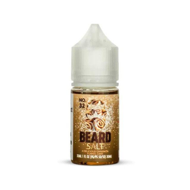Beard Vape - No 32 - Juice - Nic Salt