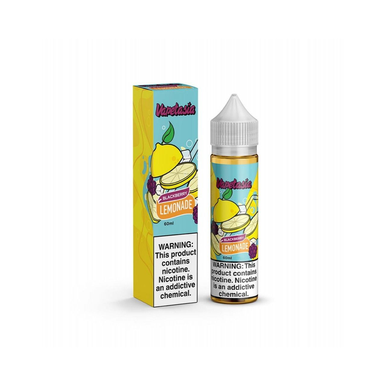 Juice Vapestasia - Blackberry Lemonade