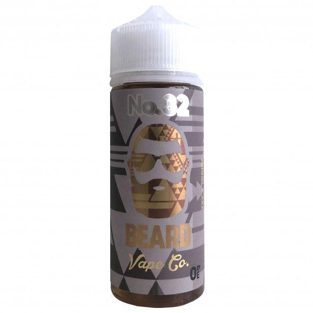 Beard 32 - Vape Juice - Líquido Beard CO. - 2