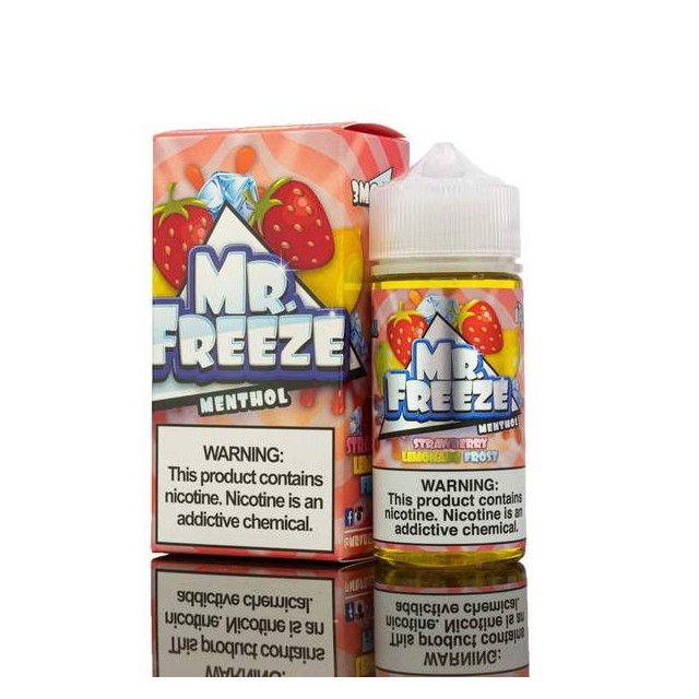 Líquido (Juice) - Mr Freeze -...