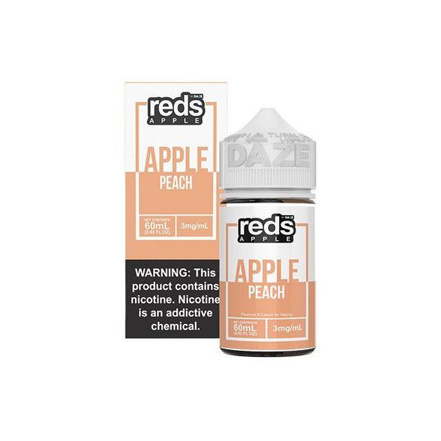 Líquido (Juice) - 7 Daze - Reds Apple...