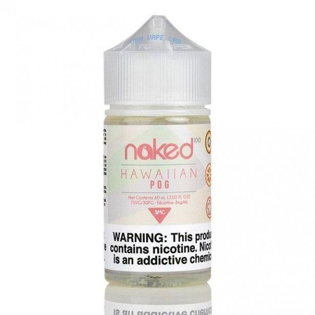 Líquido (Juice) - Naked 100 - Hawaiian Pog