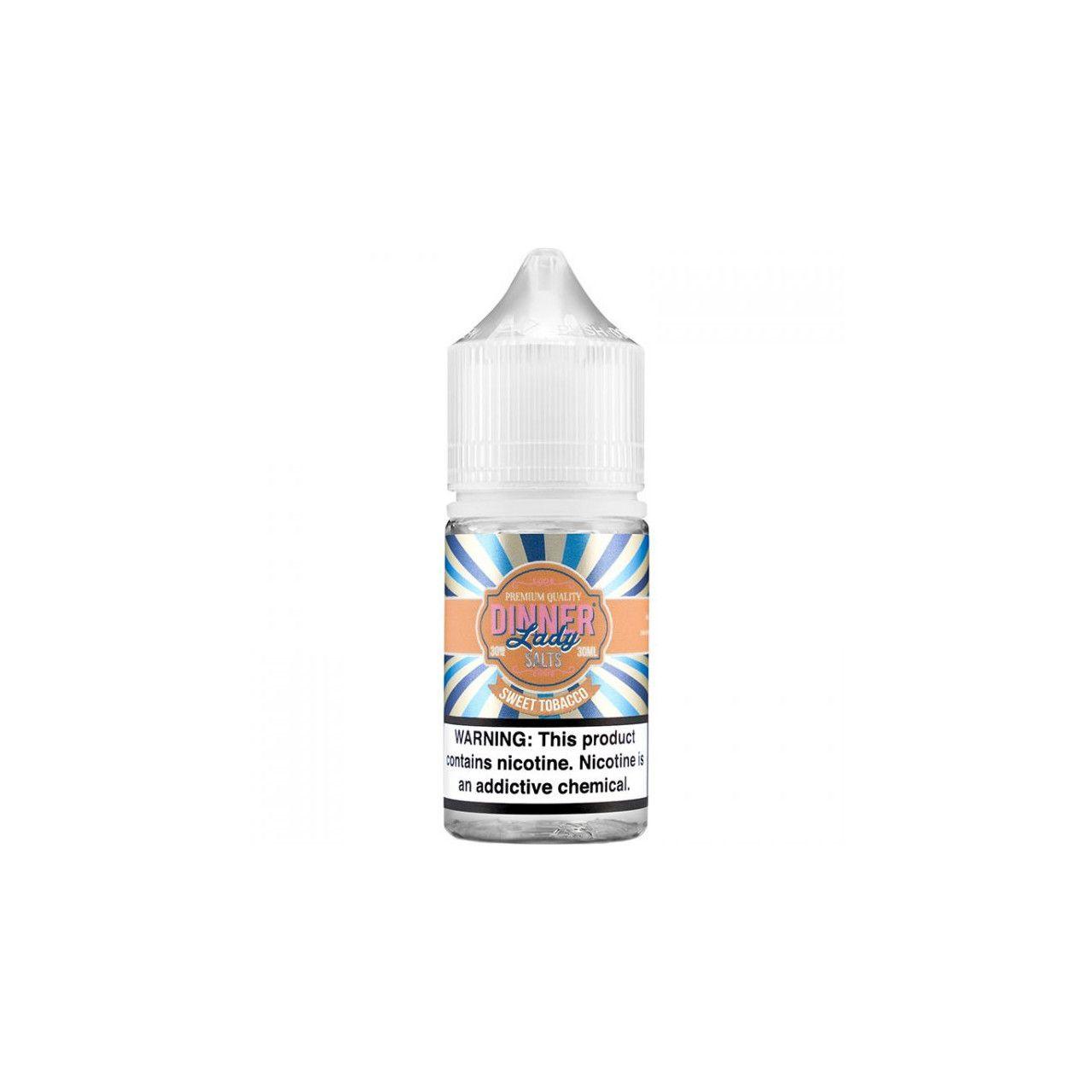 Líquido (Juice) - Nic Salt - Dinner Lady - Sweet Tobacco