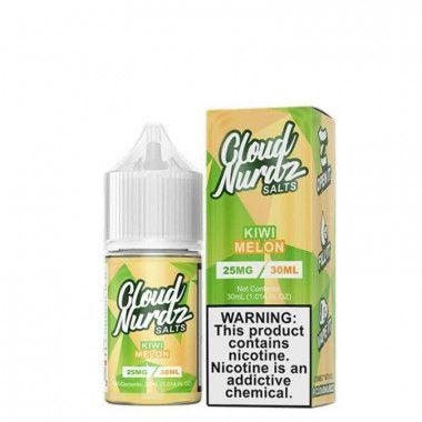 Líquido (Juice) - Nic Salt - Cloud Nurdz - Kiwi Melon