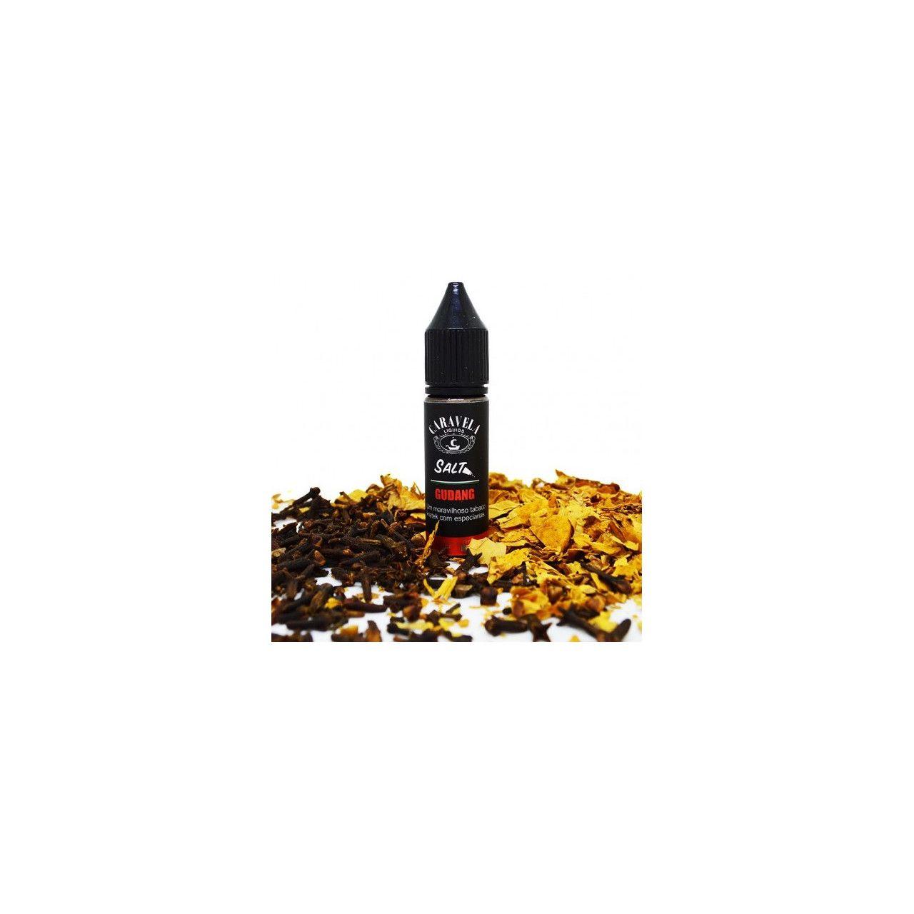 Líquido (Juice) - Nic Salt - Caravela Liquids - Gudang Caravela Liquids - 1