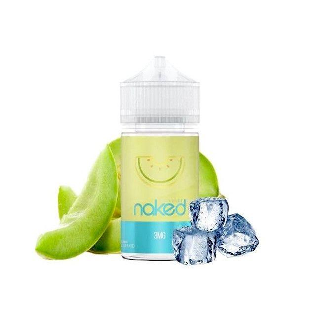 Líquido (Juice) - Naked 100 - Basic Ice - Honeydew