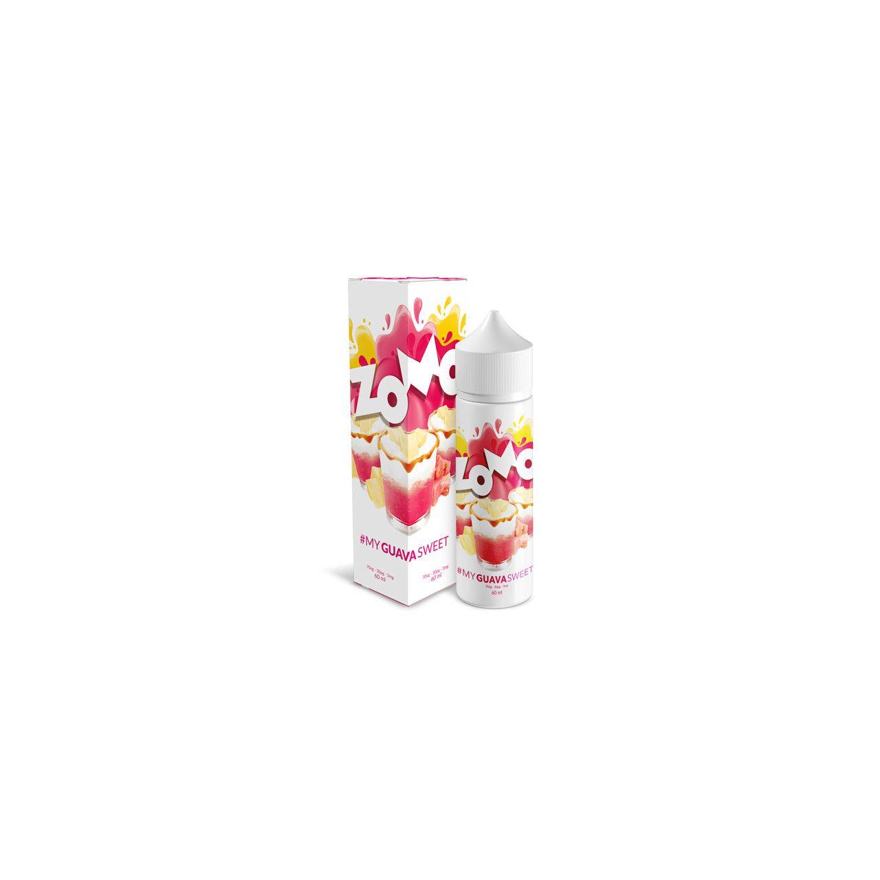 Líquido (Juice) - My Guava Sweet - Zomo Vape