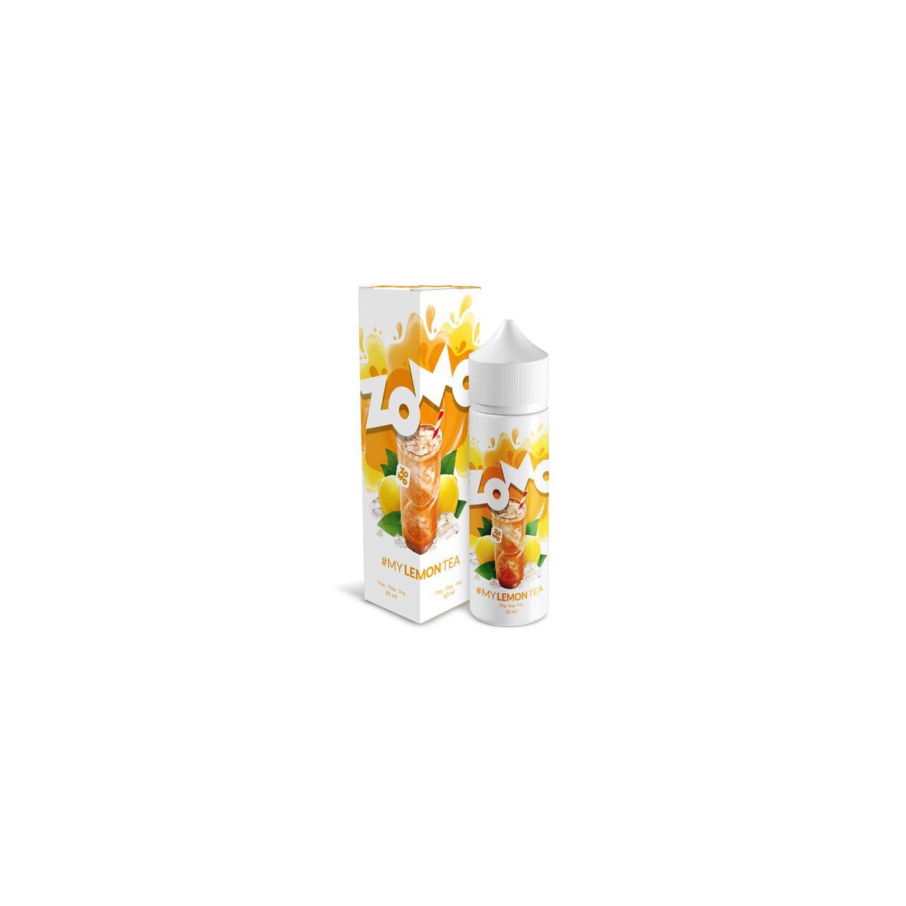 Líquido (Juice) - My Lemon Tea - Zomo Vape