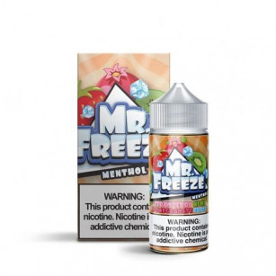 Mr Freeze - Strawberry Kiwi Pomegranate Frost