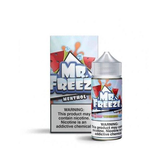 Mr Freeze - Strawberry Watermelon Frost - Líquido - Juice Mr. Freeze - 1