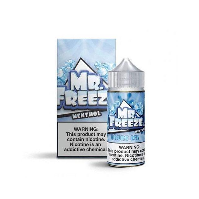 Líquido (Juice) - Mr. Freeze - Pure Ice