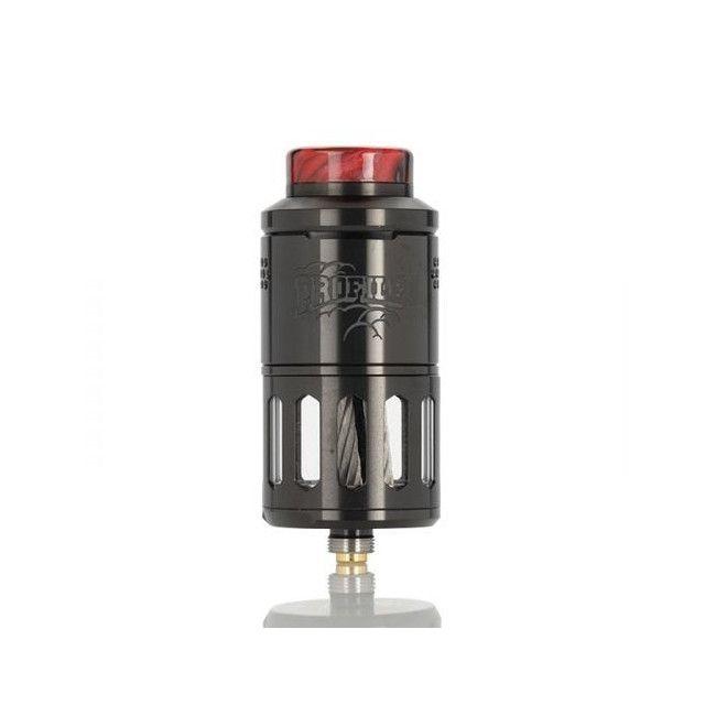 Atomizador - Profile - RDTA - Wotofo - Black