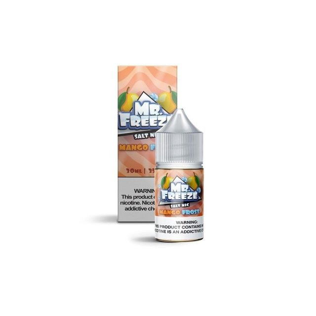 Líquido - Juice - Nic Salt - Mr Freeze - Mango Frost Mr. Freeze - 1