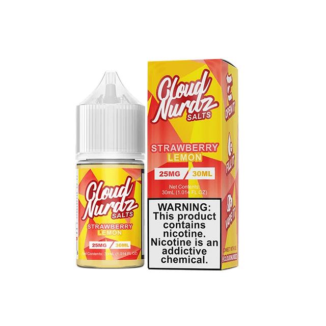 Cloud Nurdz - Salt - Strawberry Lemon - Juice Salt Nic Cloud Nurdz - 2