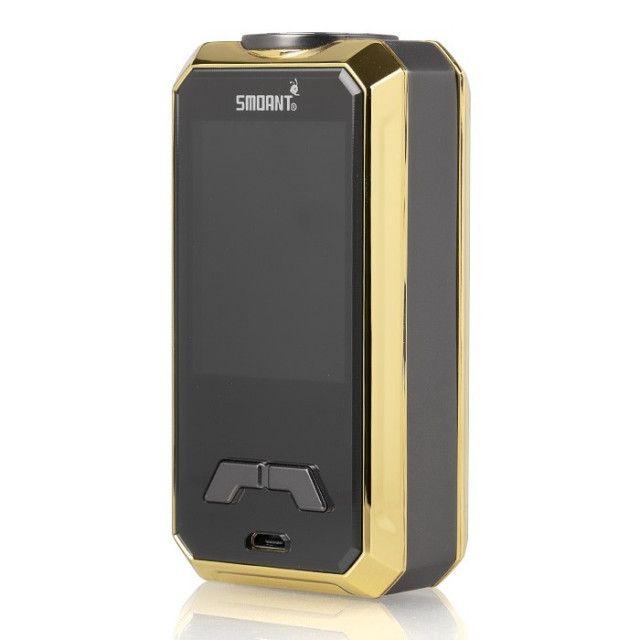Smoant - Charon - Mini 225W - Box Mod gold