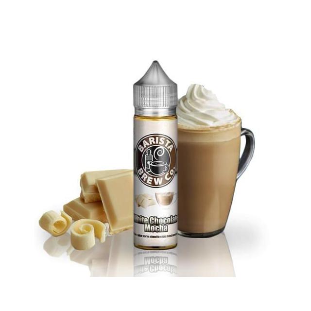 Juice - Barista - White Chocolate Mocha Barista - 1