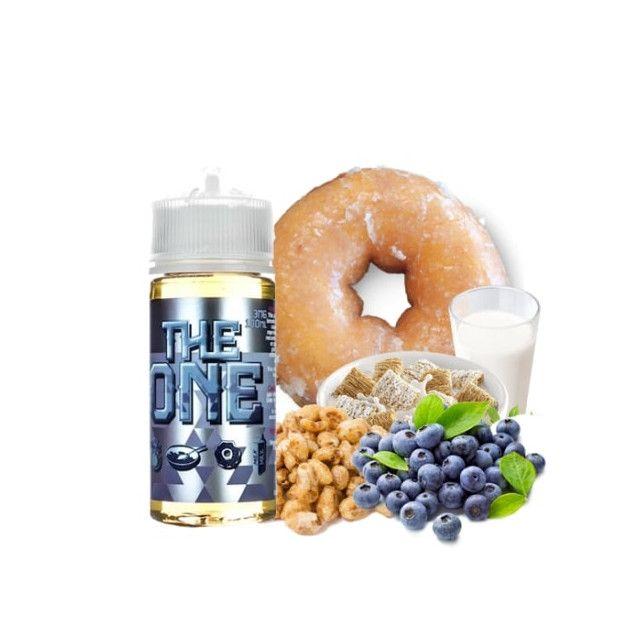 Juice - Beard Vape - The One - Blueberry Beard CO. - 1