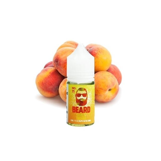 Beard 71 - Juice - Nic Salt Beard CO. - 1