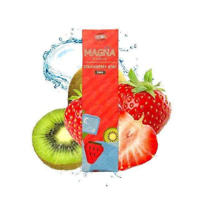 Magna - Strawberry Kiwi - Juice Ice Magna E - liquids - 1