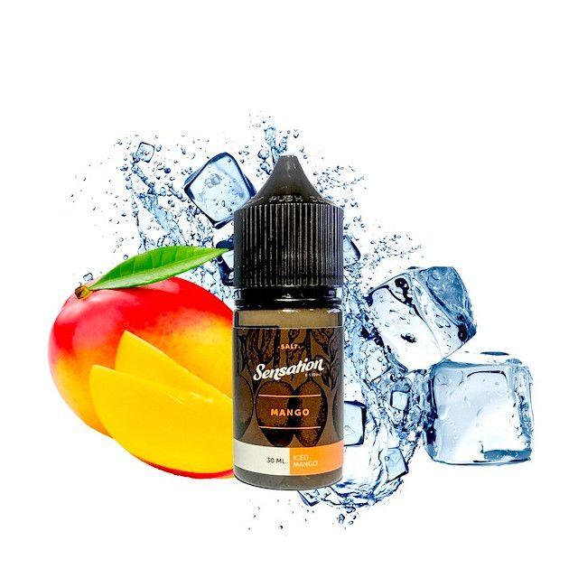 Juice - Nic Salt - Sensation - Mango Ice Sensation E liquid - 1
