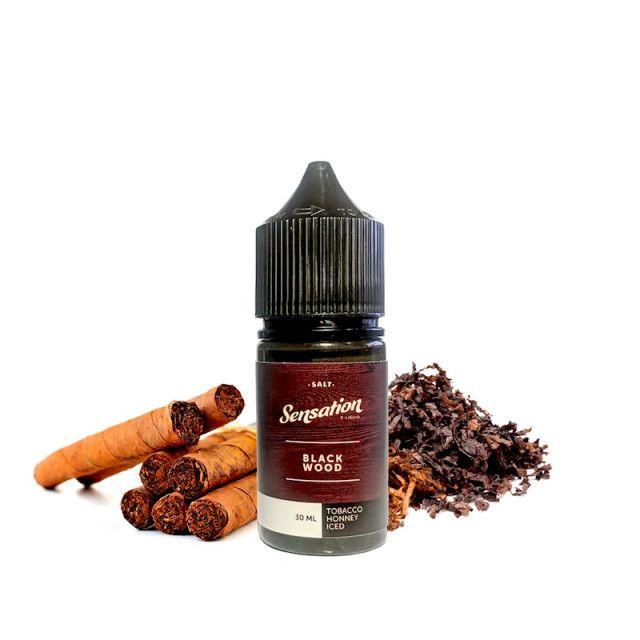 Juice - Sensation - Black Wood - Nic Salt Sensation E liquid - 1