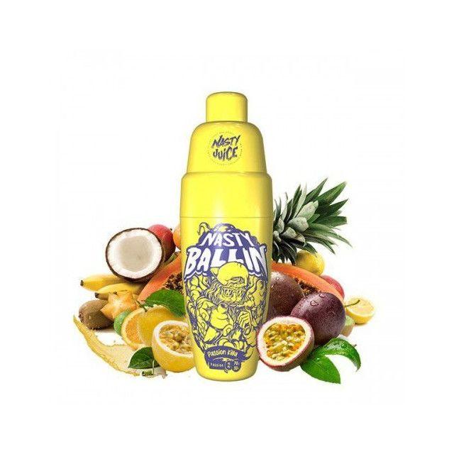 Nasty Juice - Ballin Passion Killa - Líquido Nasty - 1