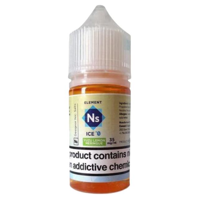 Juice - Element - Nic Salt - Yuzu Lemon Merengue Ice  - 1