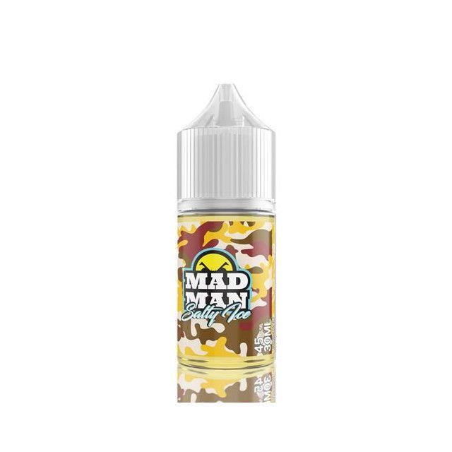 Mad Man - Nic Salt - Passion Fruit Ice - Juice  - 1