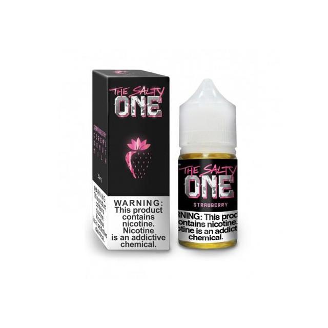 Beard - Salt - Vape Juice - The One - Strawberry Beard CO. - 1