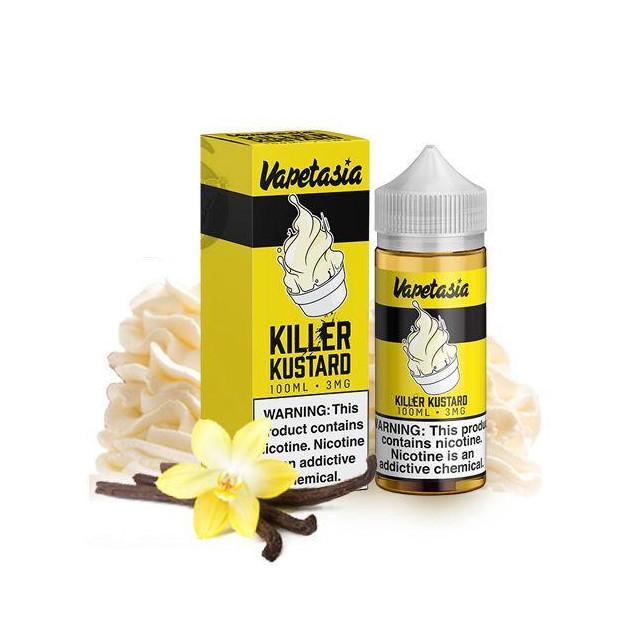Vapetasia - Killer Kustard - Juice Vape  - 1
