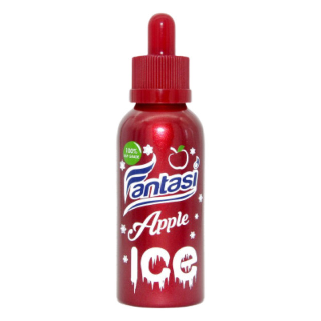 Fantasi - Juice Vape - Apple Ice - 65ml Fantasi Eliquid - 1