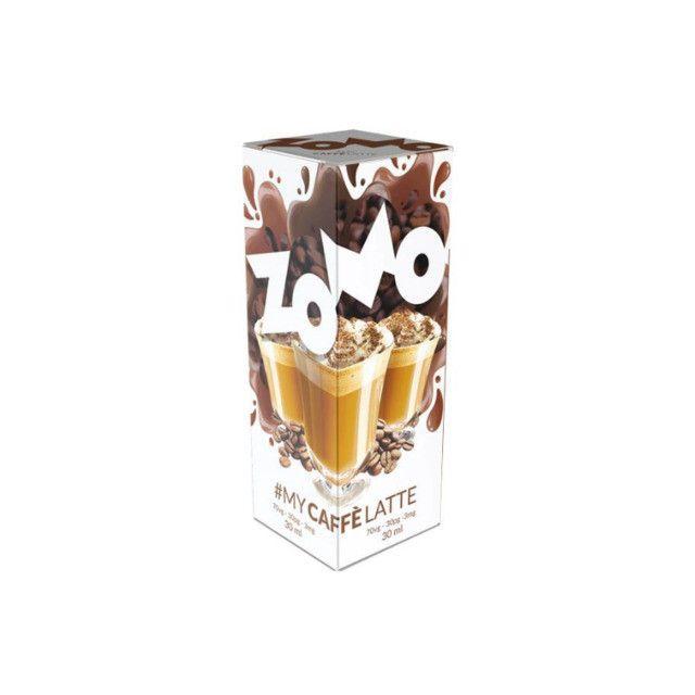 Líquido - Juice - Zomo - Caffe Latte - Juice Zomo Vape - 1