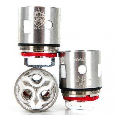 Coil Smok V12 p/ Atomizador Smok TFV12 Beast