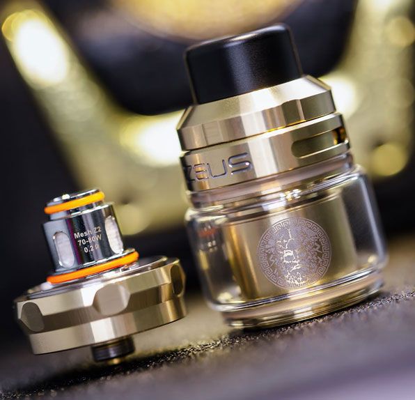 sub ohm tanques